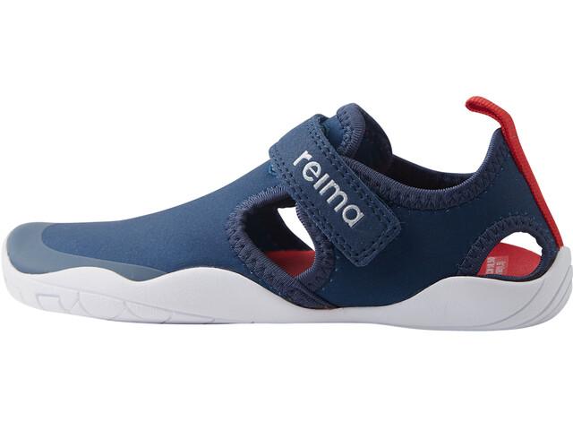 Reima Rantaan Sandals Kids, navy new style
